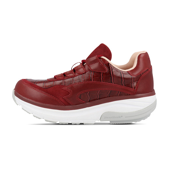 Women's Noganit Red Angle-3