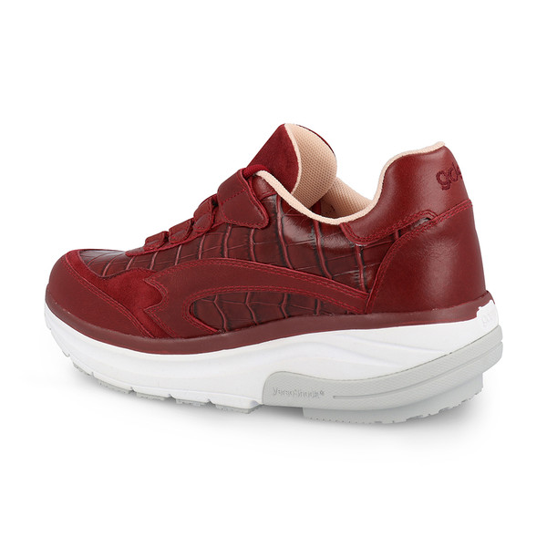 Women's Noganit Red Angle-4
