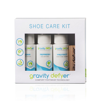 Gravity Defyer Shoe Care Kit